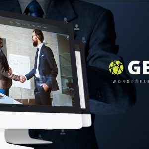 gb multipurpose global business wordpress theme