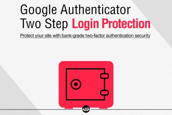 Google Authenticator Two Step Login Protection