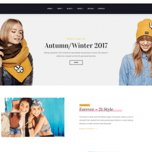 gordo responsive woocommerce wordpress theme
