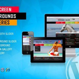 Image and Video FullScreen Background WP Plugin