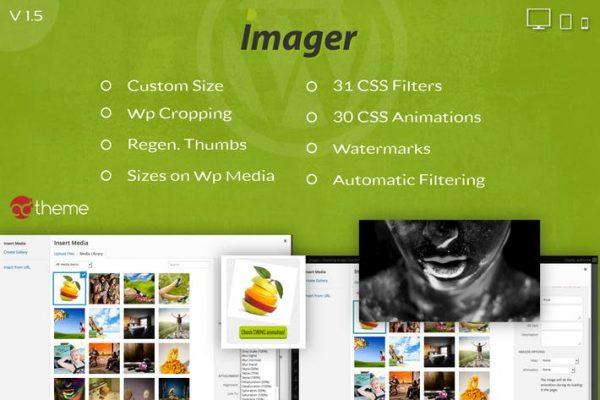 Imager – Amazing Image Tool for WordPress