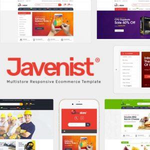 javenist multipurpose ecommerce wordpress theme