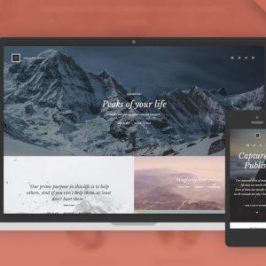Kopy WP - Simply a Blog WordPress Theme