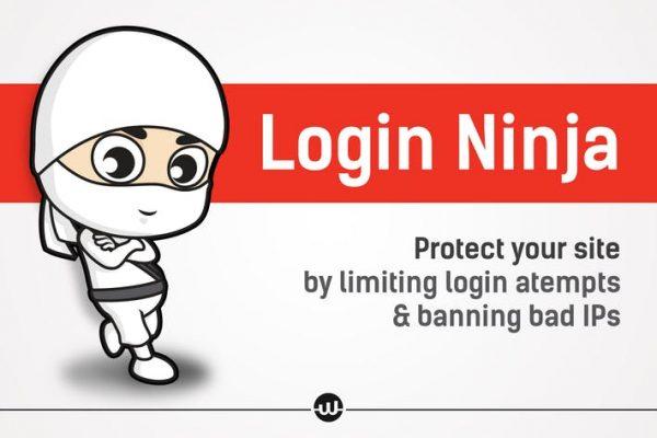 Login Ninja - Limit Login Attempts