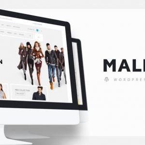 Mall — WooCommerce Responsive WordPress Theme