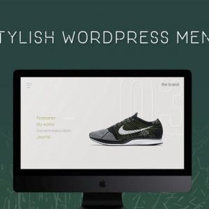 Navi: Fullscreen WordPress Menu