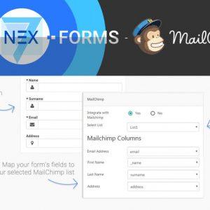 NEX-Forms - MailChimp Add-on