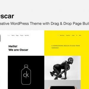 OSCAR - Creative Portfolio, Agency WordPress Theme
