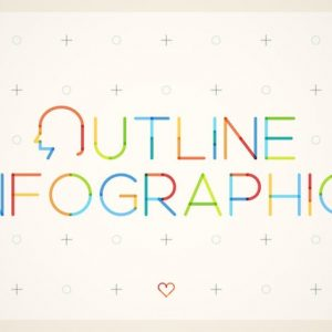 Outline Infographic