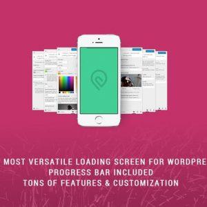 PageLoader: Loading Screen and Progress Bar