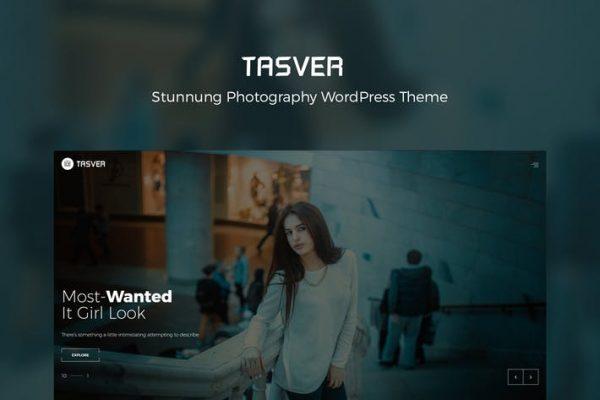 Photography & Magazine Theme | Tasver Photography