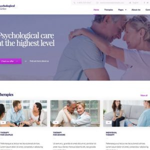 psychology psychological practice wp theme