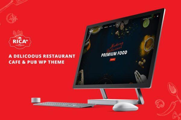 Rica Plus - A Delicious Restaurant, Cafe & Pub WP