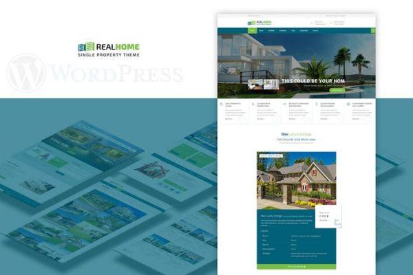 Single Property | Real Estate Theme