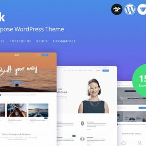 Stack - Multi-Purpose Responsive WordPress Theme