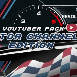The YouTuber Pack - Motor Channel Edition V2.0