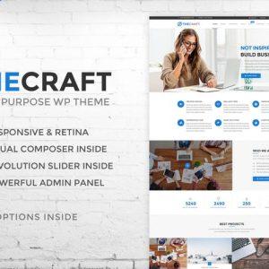 TheCraft | Responsive Multipurpose WordPress Theme