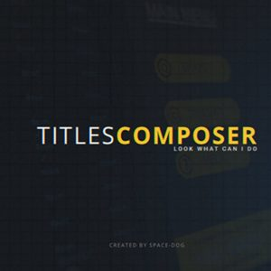 Titles Composer