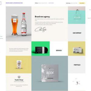 Union - Portfolio and Agency WordPress Theme