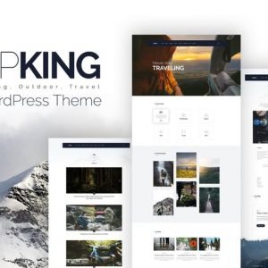 Upking - Hiking Club WordPress Theme