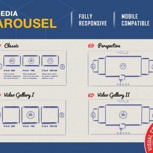 Visual Composer Addon - Multimedia Carousel