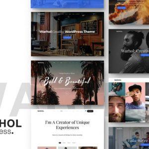 Warhol - Responsive Multipurpose WordPress