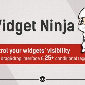 Widget Ninja - Ultimate Widget Controller