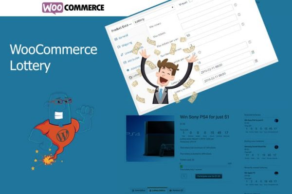 WooCommerce Lottery - WordPress Prizes and Lotteri
