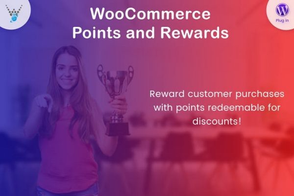 WooCommerce Points and Rewards - WordPress Plugin