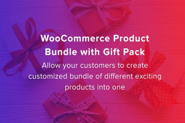WooCommerce Product Bundle with Gift Pack