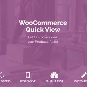 WooCommerce Quick View