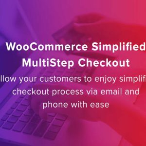 WooCommerce Simplified MultiStep Checkout