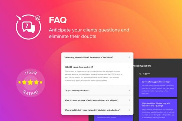 WordPress Accordion FAQ Plugin