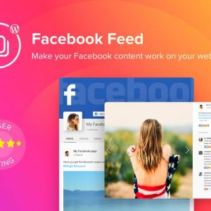 WordPress Facebook Feed Plugin