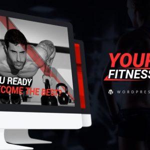 YourFitness — Sport & Fitnes Blog WordPress Theme