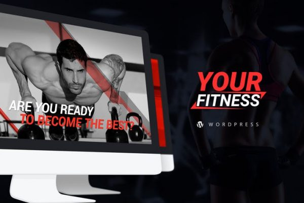 YourFitness — Sport & Fitnes Blog WordPress Theme