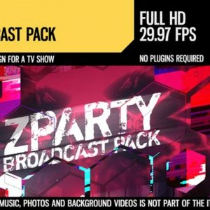 zParty (Broadcast Pack)