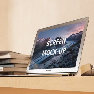 16x10 Screen Mock-Up Set 2