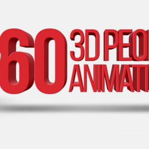 3D People Animations