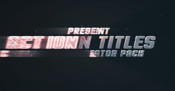 Action Titles Trailer Creator