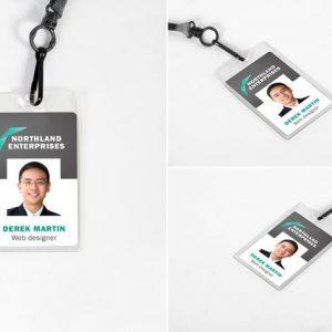 Badge Identification Mock Up