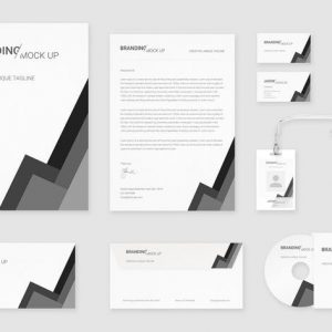 Branding Identity Mock Up (Vol. 6)