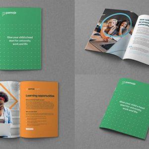 Brochure and Catalog Mockups V2