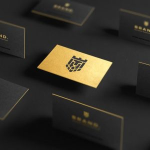 Business Cards Mockup Vol. 1