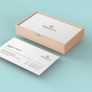 Bussiness Card Mock up