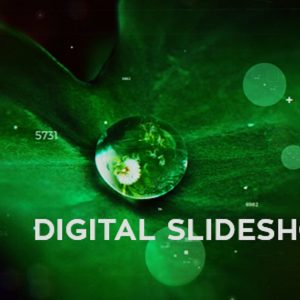 Digital Parallax Slideshow