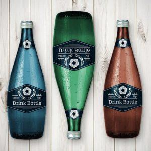Drink Bottle Mockup V.2