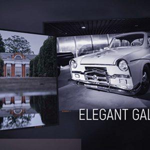 Elegant Movie Intro