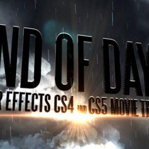 End Of Days - CS4&CS5 Trailer