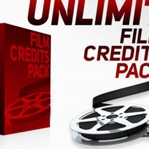 Film Credits Pack